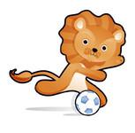 Athletic Lion
